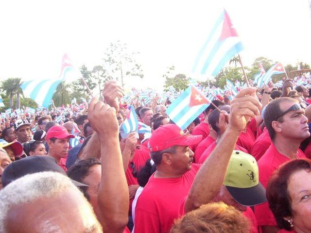 Plaza de la Revolución Mayor General Ignacio Agramonte - Camaguey, 26/07/07