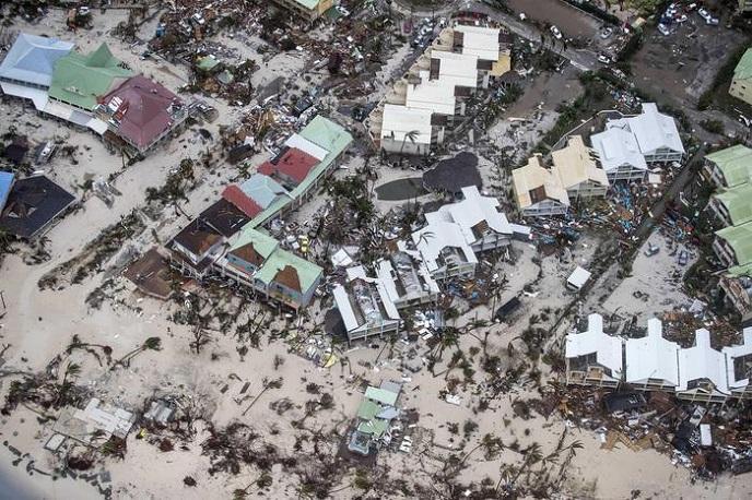 raccolta fondi uragano irma